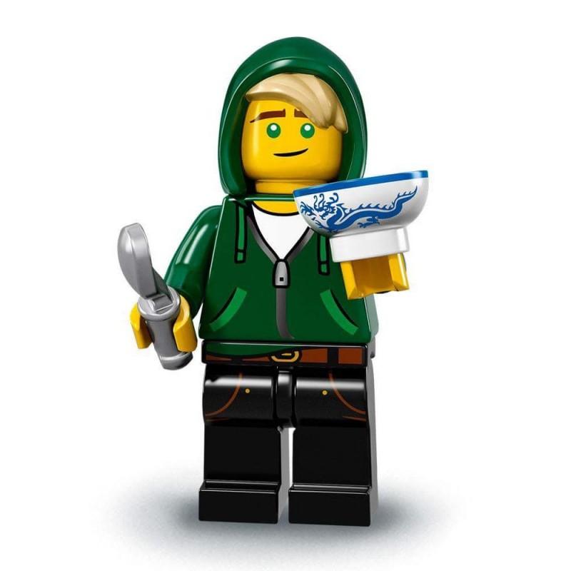 LEGO Minifig Collectible Minifigures Series NINJAGO Movie Lloyd Garmadon -  71019