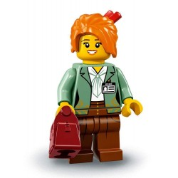 LEGO Minifig Ninjago le film - Misako