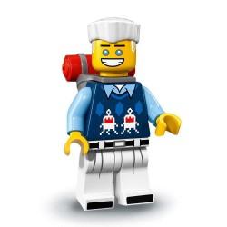 LEGO Minifig Ninjago le film - Zane