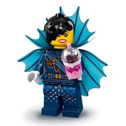 LEGO Minifig Ninajo Movie - Shark Army General