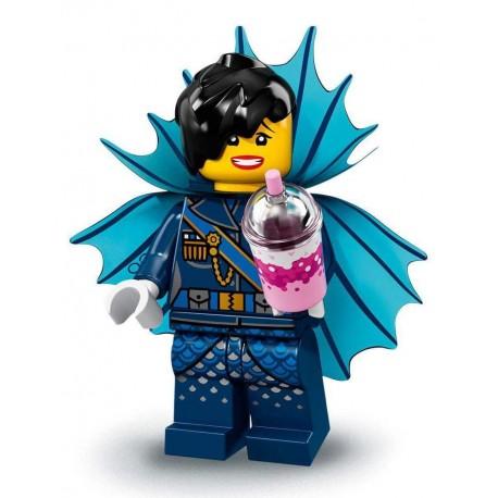 LEGO Minifig Ninjago le film - Général en chef de l'armée des requins