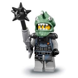 LEGO Minifig Ninjago le film - Bandit pêcheur de l'armée des requins