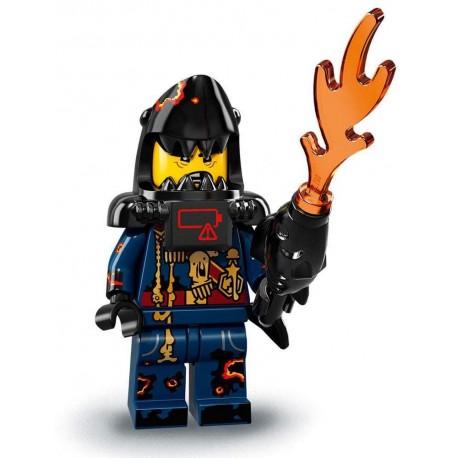 LEGO Minifig Ninjago le film - Bandit requin blanc