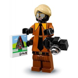 LEGO Minifig Ninajo Movie - Flashback Garmadon