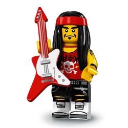 LEGO Minifig Ninjago le film - Rockeur (Guitare et Gong)