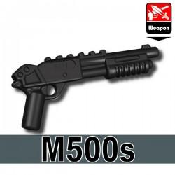Lego Minifigure Accessoires Custom Si-Dan Toys - M500s (Noir)