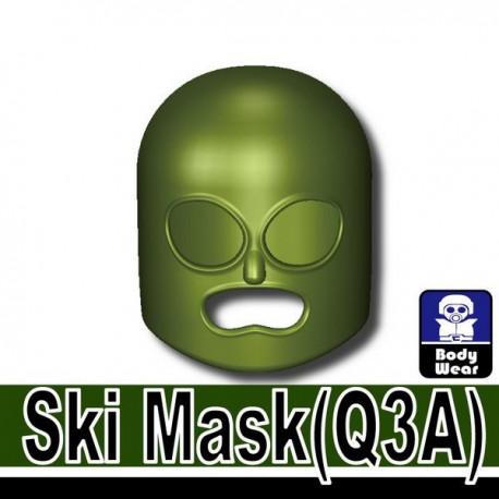 Si-Dan Toys - Ski Mask Q3A (Military Green)