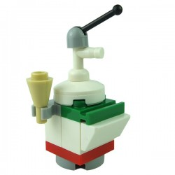 Lego Minifigure Mini Set - Machine Vendeur de Glace