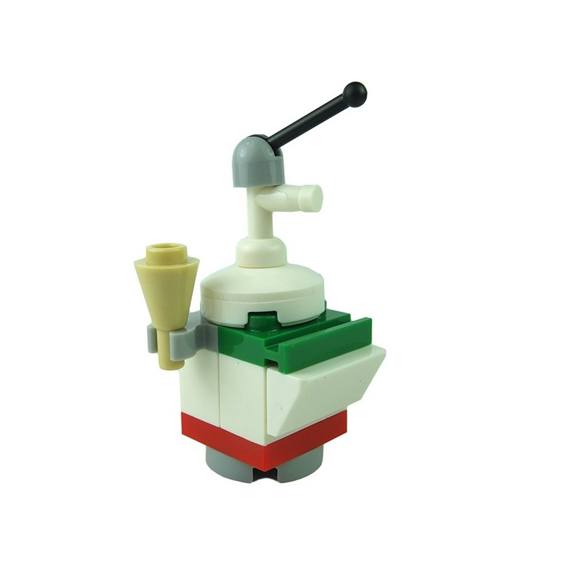 Lego® 10 x Wasserhahn Hebel rot NEU #4599