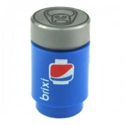 Lego Custom Minifig Accessoires Canette de Soda, Brixi Cola (La Petite Brique)