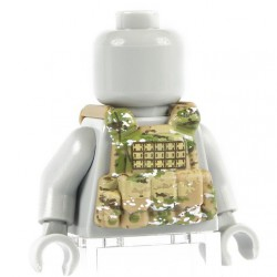 Lego Minifig Co. - Gilet Multicam