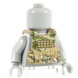 Minifig Co.- Multicam Vest