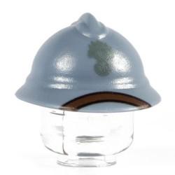 Lego Minifig Co. - Casque Armée Française 1e Guerre Mondiale
