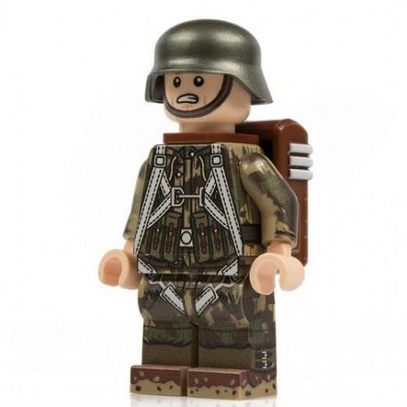 Lego Minifig Co. - Minifigure German Splinter Luftwaffe