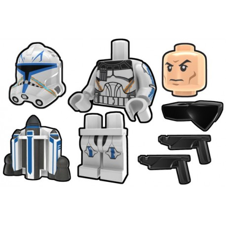 Lego Star Wars Arealight - Minifig Captain Rex