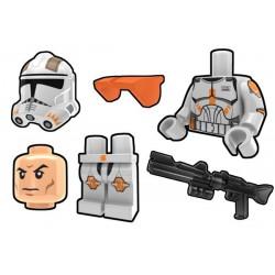 Lego Arealight - Minifig Captain Cody