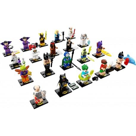 LEGO Série 2 BATMAN Le Film - 20 minifigures - 71020