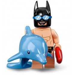 LEGO Minifigure 71020 - Swimming Pool Batman