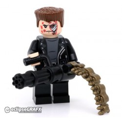 Lego eclipseGRAFX - Minifig Terminator