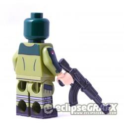 Lego eclipseGRAFX - Minifig Russian Militia
