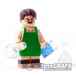 eclipseGRAFX - Minifig Breaking Bad The Cook