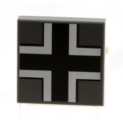 eclipseGRAFX - German Cross (Tile 2x2 - DBG)