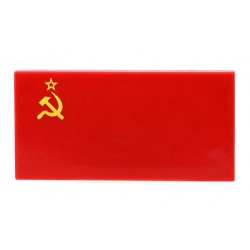 eclipseGRAFX - USSR Flag (Tile 2x4)