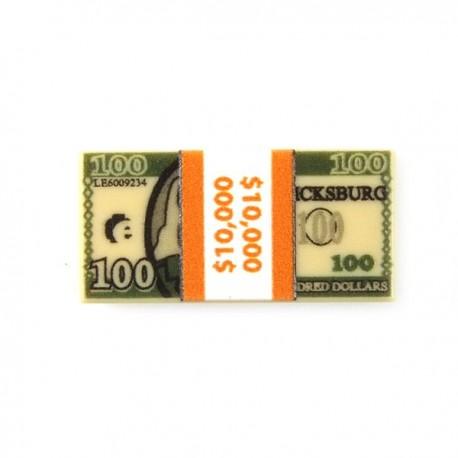 Lego eclipseGRAFX - Liasse de billets de banque Dollars (Tan)