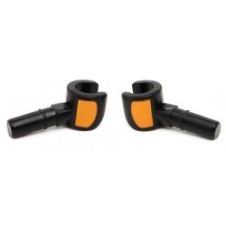 eclipseGRAFX - Armored Plated Gloves (Orange)