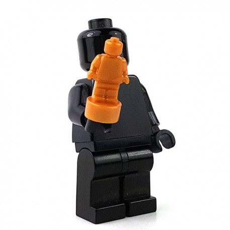 Lego - Pearl Gold Statuette, Trophy