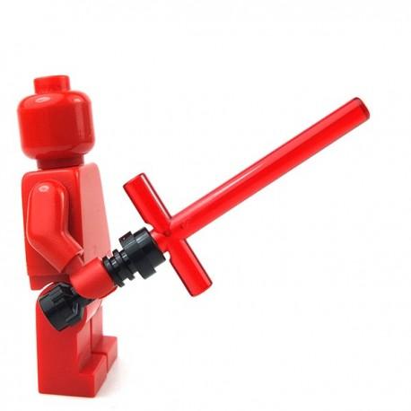 Lego Accessoires Minifigure - Sabre Kylo Ren (Star Wars)