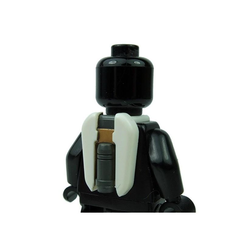 Custom CLONE COMMANDO Heavy Backpack for Clone Star Wars Minifigures