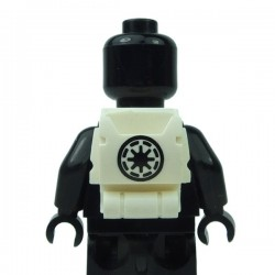 Clone Army Customs - Open Back Pack Republic Symbol