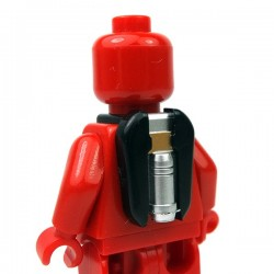 Lego Accessoires Minifigure Clone Army Customs - Commander Jetpack Shadow