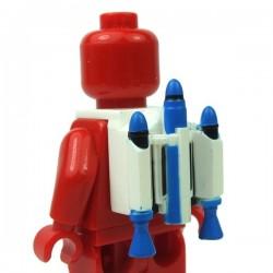 Clone Army Customs - Trooper Jetpack Blue