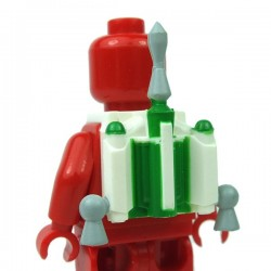 Lego Accessoires Minifigure Clone Army Customs - Hunter Jetpack Fixer
