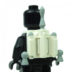 Lego Accessoires Minifigure Clone Army Customs - Hunter Jetpack Basic