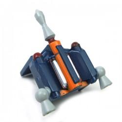 Lego Accessoires Minifigure Clone Army Customs - Hunter Jetpack Fett Dark Blue