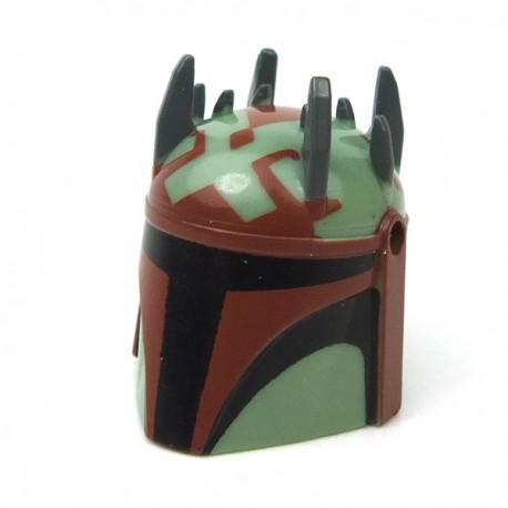 Lego Accessoires Minifigure Clone Army Customs - Casque Super Mando Kash