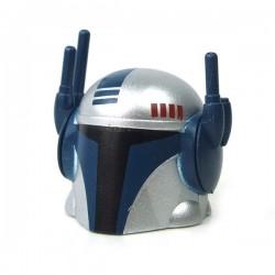 Clone Army Customs - Tech Mando Cobalt Helmet