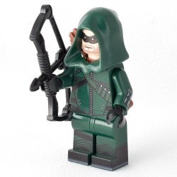 United Bricks The Vigilante Superhero LEGO Minifigure