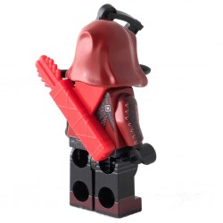 United Bricks Arsenal Superhero LEGO Minifigure