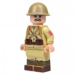 United Bricks Soldat Japonais WW2 LEGO Minifigure