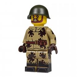 United Bricks Unité Russe Amoeba Camo LEGO Minifigure