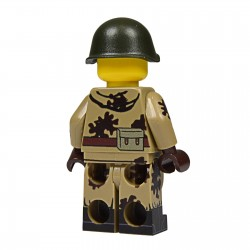 United Bricks Russian Amoeba Camo LEGO Minifigure