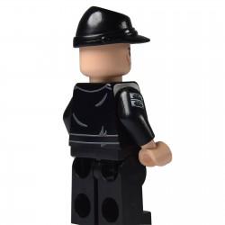 United Bricks WW2 Panzer Crewman LEGO Minifigure