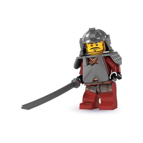 un guerrier samouraï