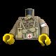 United Bricks Torse WW2 Britannique Medic LEGO Minifigure Militaire