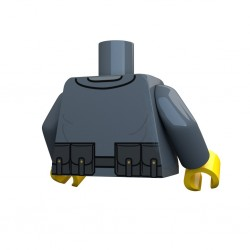 United Bricks Torse WW2 Italien LEGO Minifigure Militaire