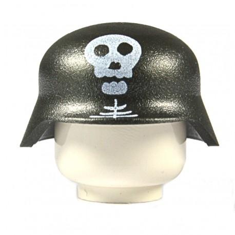 Finnish Totenkopf Helmet